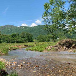 Madison County stream